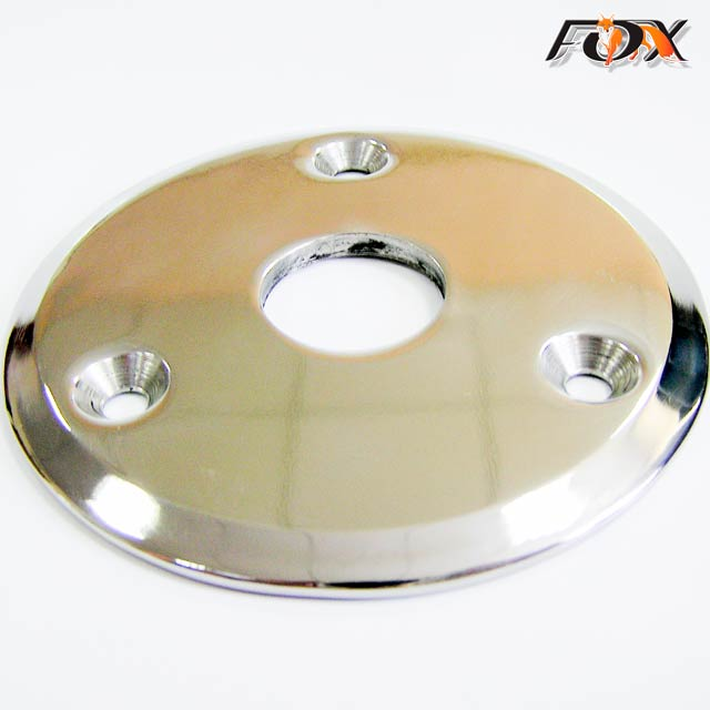 Flanges polished production, material stainless steel, Kyiv
