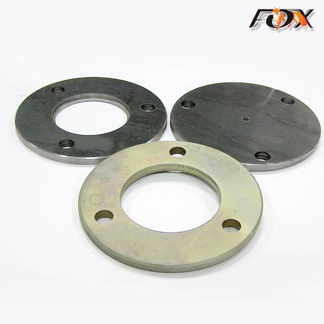 Stainless steel flanges, carbon TLC Fox