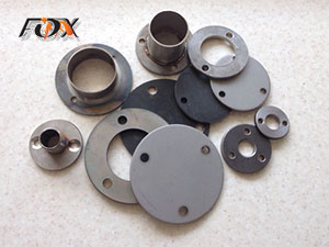 Flanges buy in Kiev, heels stainless steel, Production company Fox
